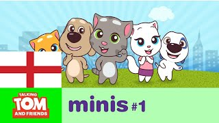 The Big Move - Talking Tom and Friends Minis (Episode 1)