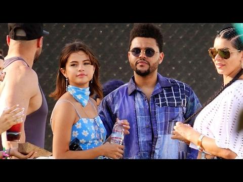 Selena Gomez & The Weeknd - 2017 [ Selena Gomez New Boyfriend - 2017 ]