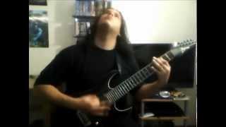 Fear Factory - Virus of Faith (Guitar cover)