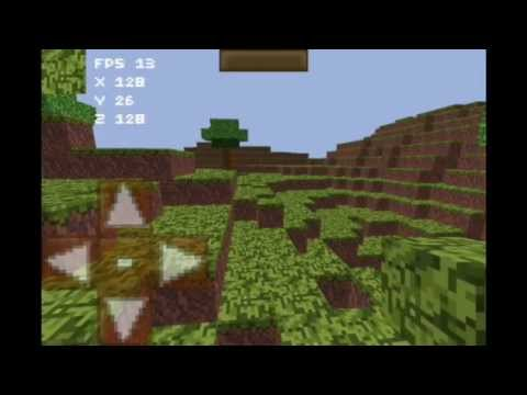 10 Minecraft-Like Games on iOS / +1 In 2D
