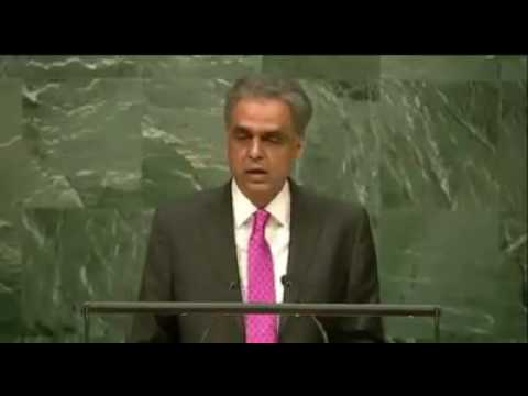 Must Watch -How India naked Pakistan in UN Again