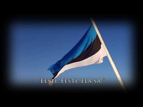 Estonian Flag Song - Eesti Lipu Laul