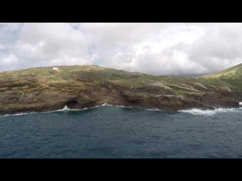 Lucky We Live Hawaii Epic Drone Fun