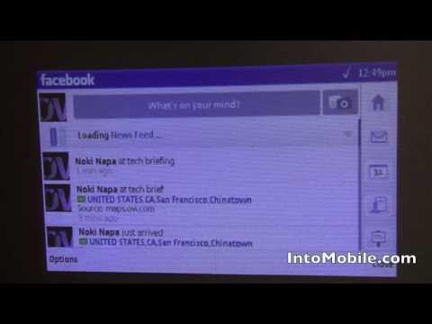 Nokia Messaging Beta Preview