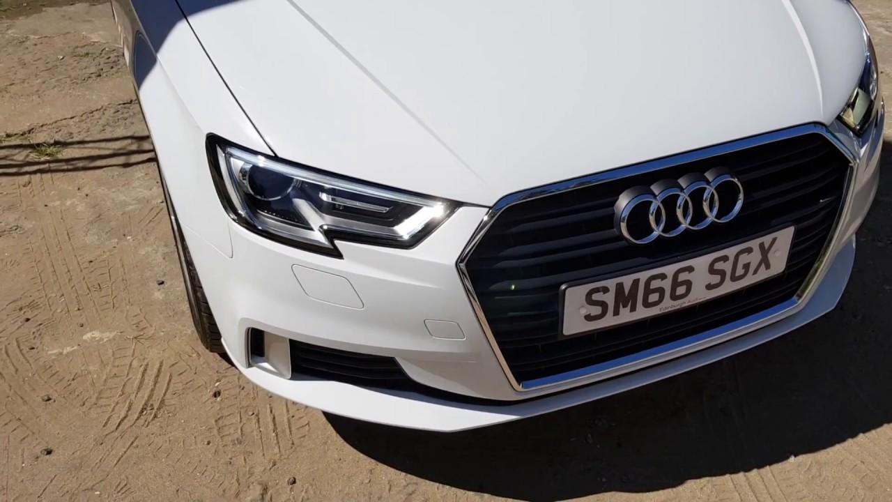 Audi A3 Sportback 10 Tfsi 2018 Youtube