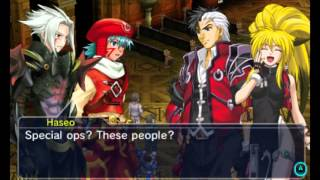 "Project X Zone 2 : Chapter 8 - ""Dance Battle!"""