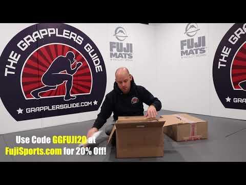 Grapplers Guide and Fuji Sports Partnership - GGFUJI20 for 20% Off Gear!