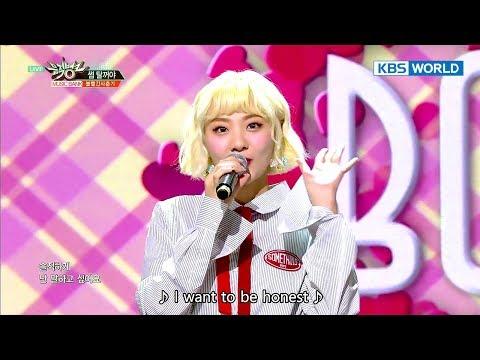 Bolbbalgan4 - Some | 볼빨간 사춘기 - 썸 탈꺼야 [Music Bank / 2017.10.20]