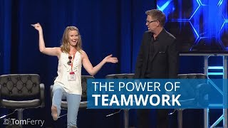 The Power of Teamwork and Why You Need a Team | Tom Ferry