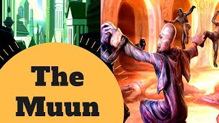 COMPLETE HISTORY of the MUUN - Star Wars Species Lore Canon & Legends Explained