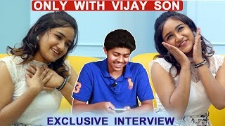 Only with Vijay's Son… Ratchasan fame Raveena Exclusive Interview