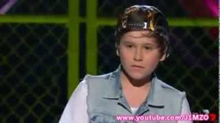 Jai Waetford - The Way You Make Me Feel - Live Show 3 - The X Factor Australia 2013