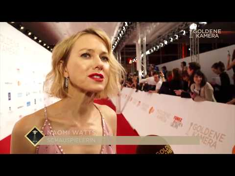 GOLDENE KAMERA 2018: Interview mit Naomi Watts