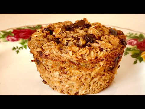 Oats And Chocolate Muffins  | Anglophile In Paris Cooks