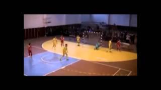 Спортлідер+ - Меркурій Чернівці - 2-7 (04.02.12, 5 канал)