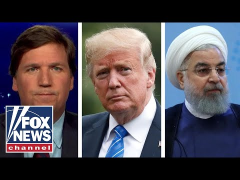 Tucker: An Iran war would destroy Trump's presidency