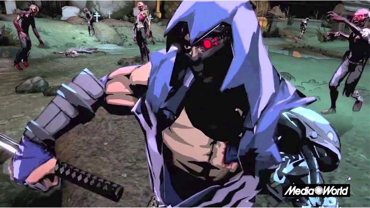 Yaiba Ninja Gaiden Z Giorgia Vecchini Cosplay Show Youtube