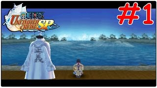 One Piece Unlimited Cruise Marineford Walkthrough Part 1