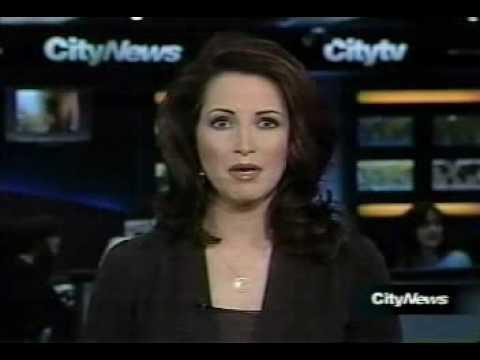 Sonitrol - Jewelry Store Armed Robbery - City TV News