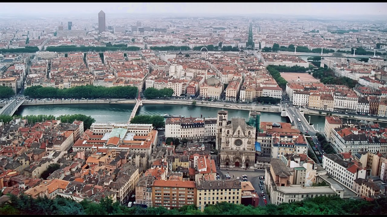 Places To See In Lyon France Youtube