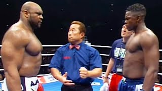 Bob Sapp (USA) vs Remy Bonjasky (Netherlands) | KNOCKOUT, Fight HQ