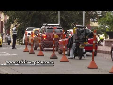 Cafeina Express: Caos vehicular en Armenia