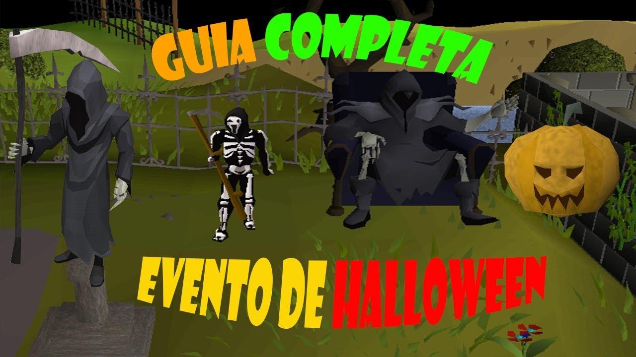 SOLUCION FACIL Y RAPIDA del evento de HALLOWEEN runescape ...