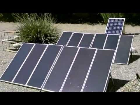 Rahul How To Make Solar Panel At Home In Urdu