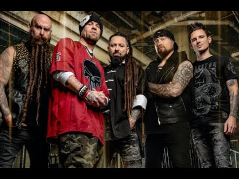 Five Finger Death Punch officially announced departure of guitarist Jason Hook