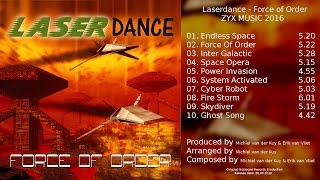 Laserdance Force Of Order Album Preview