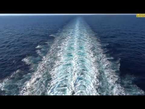 Обзор лайнера Costa Pacifica компании Costa Cruises от FOUR GATES UKRAINE