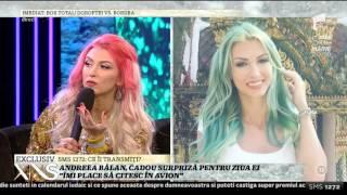 """Andreea Bălan: """"În România nu-mi place să ies în locuri publice"""""""