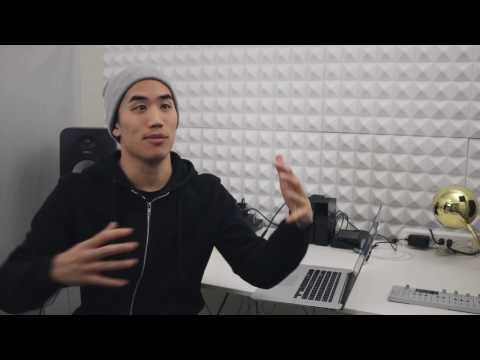 STUDIO TOUR!! — where I work, what I use... | Andrew Huang