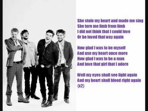 Mumford & sons - The banjolin song with lyrics