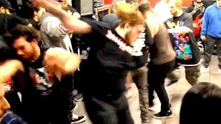 Ozzy Man Reviews: Hardcore Dancing