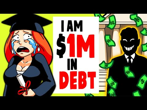 My Insane $1,000,000 Student Debt Ruined My Life