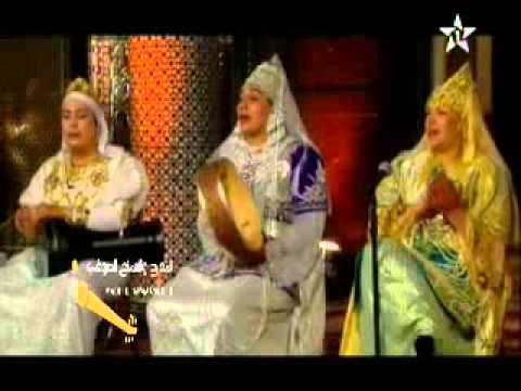 مديح غرناطي نسائي . وجدة - المغرب Madih Gharnati Oujda Maroc