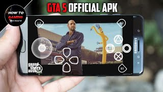 ||NEW GTA 5 OFFICIAL APK||HOW TO DOWNLOAD GTA 5 GAME ON ANDROID||REAL||APK+DATA||HIGHLY COMPRESSED||