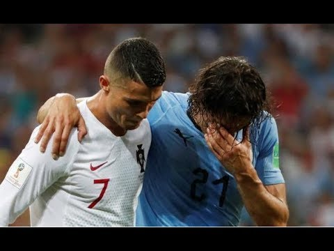 Portugal and Uruguay 1-2 Crazy Match Goal & HighLight 2018 World Cup