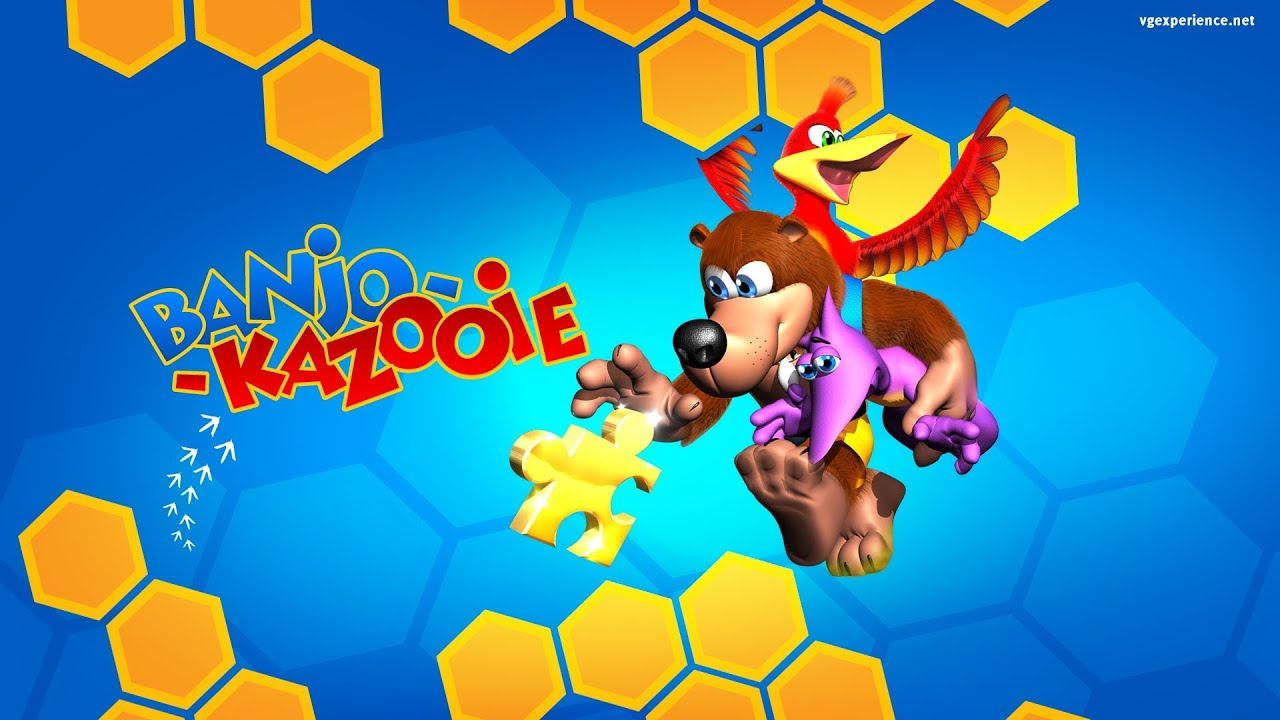 Banjo Kazooie (N64) Fanboy Review - YouTube
