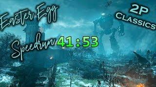 #ZWC2 Origins Easter Egg Speedrun (Classic GobbleGums) 2P 41:53