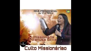 Testemunho impactante da Missionária Vanusa