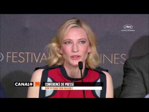 Cate Blanchett on who's the best between her and Marion Cotillard  Marion's reaction