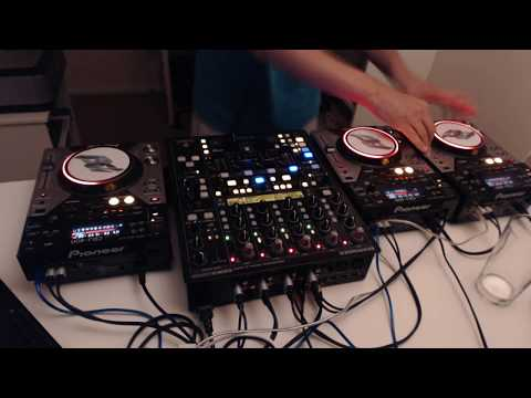 3 Decks - House, Tech House, Techno - 28th Aug 2015