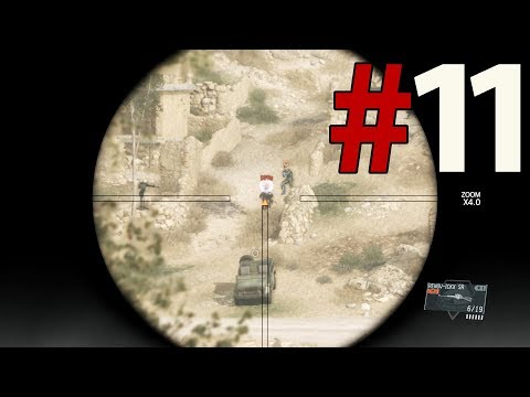 Occupation Forces | Metal Gear Solid V #11