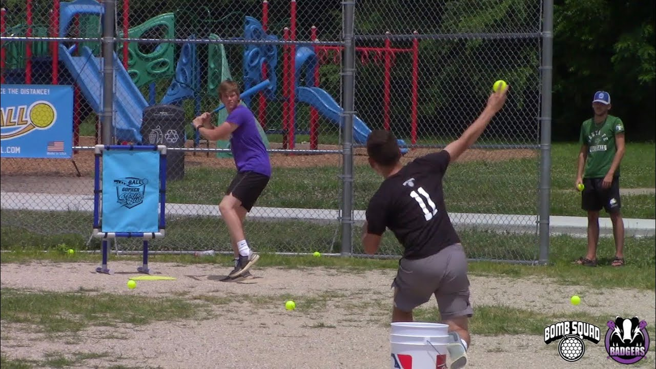 BOMB SQUAD vs BADGERS | Como Blitzball 2020 Season