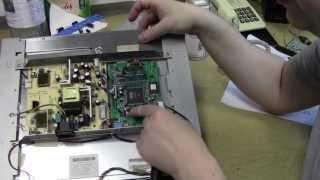 CTX LCD Monitor Repair