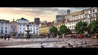 Lisboa l Baixa Chiado e Praça do Comércio
