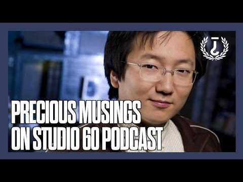 Precious Musings on Studio 60 Podcast - Masi Oka