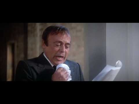 Charles Dreyfus makes Clouseau's funeral speech.
